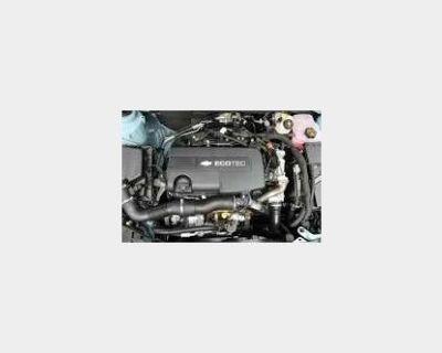 2012 Chevy Cruze motor used
