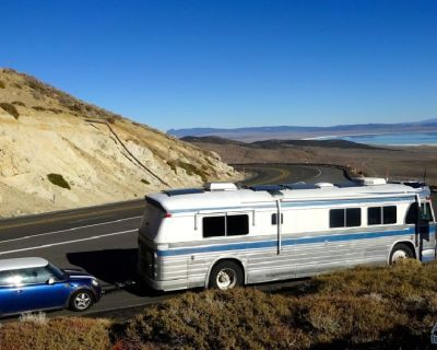 Looking from RV Camping Sites San Fernando Valley, Southern California? Call: 818.785.0949