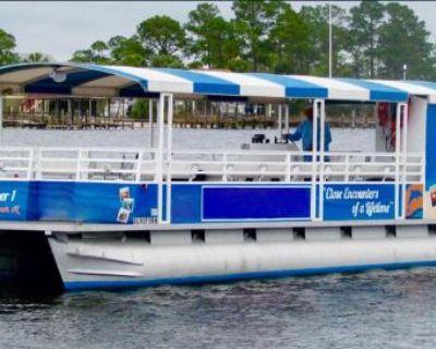 1994 Trident Custom 24-Passenger Tour Boat