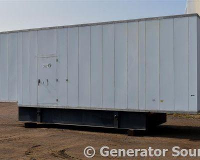 2003 CUMMINS 800 KW Generators, Electric Power