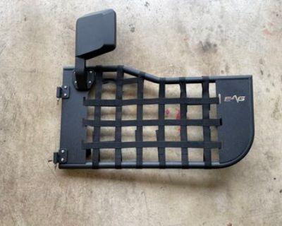 Indiana - WTB: EAG Matrix Tubular Doors- Rear Only