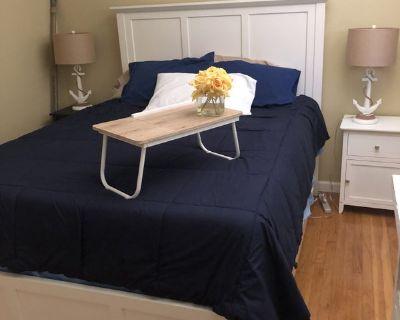 Charming furnished bedroom