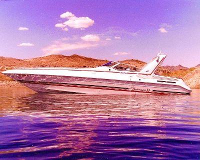 1991 Sea Ray Pachanga 32