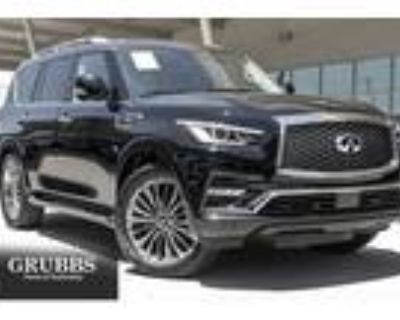 2019 INFINITI QX80 LUXE w/ ProAssist and Theater Packages