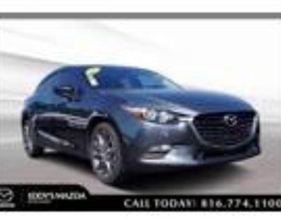 2018 Mazda MAZDA 3 Gray, 34K miles