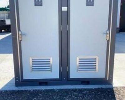 Bastone Portable Toilets Unused