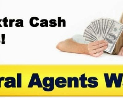 Referral Agents Wanted