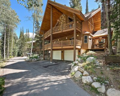 Snow Shelter - New Silver Fork Listing! - Salt Lake Mountain Resorts