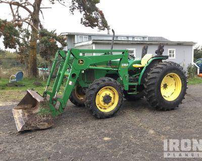 1997 John Deere 5400 4WD Tractor