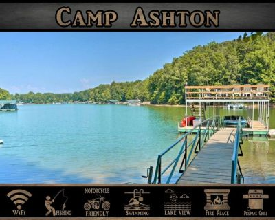 Camp Ashton - Fireplace / Wifi / Grill / Pool Access / Tennis Court / Golf Club - Chickasaw Point