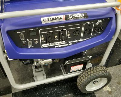 Yamaha EF5500DE Generators North Little Rock, AR
