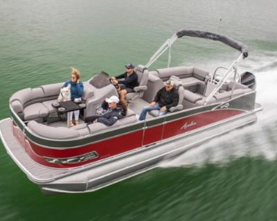 2021 Avalon Catalina Platinum Quad Lounger - 25'