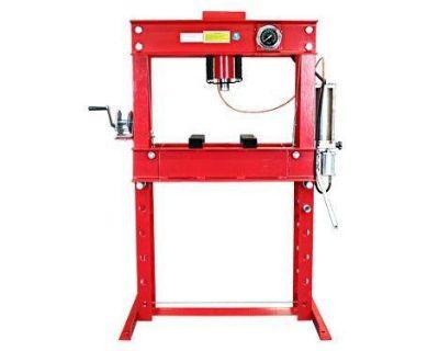 45 Ton Air/hydraulic Shop Press : Heavy Duty