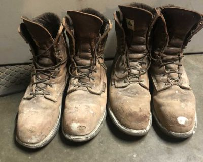 Free work boots