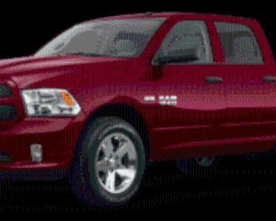 "2019 Ram 1500 Classic Express Crew Cab 5'7"" Box 2WD"