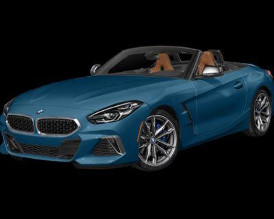 New 2022 BMW Z4 sDrive M40i