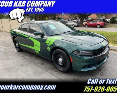2015 Dodge Charger 4dr Sdn Police AWD