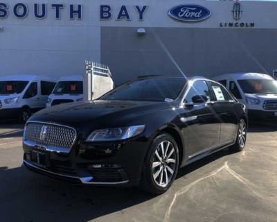 New 2020 Lincoln Continental FWD