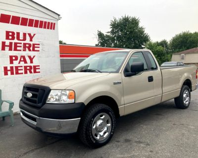 2007 Ford F-150 XL Long Bed 2WD