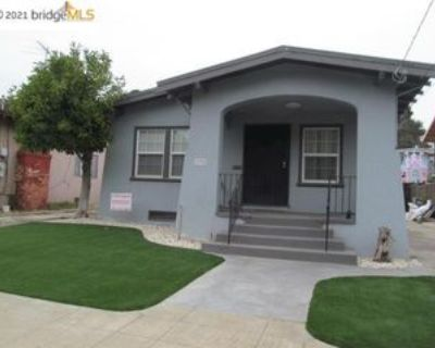 2762 25th Ave, Oakland, CA 94601 2 Bedroom House