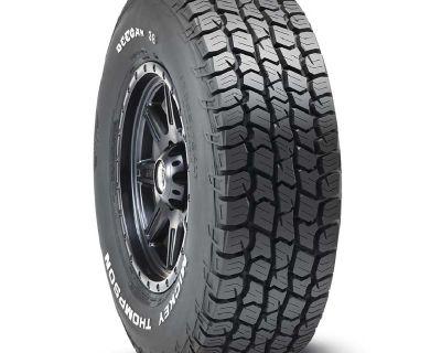 brand new tires - Mickey Thompson Deegan 38 A/T - 285/45R22