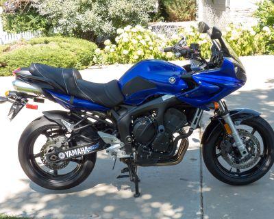 2006 Yamaha FZ6