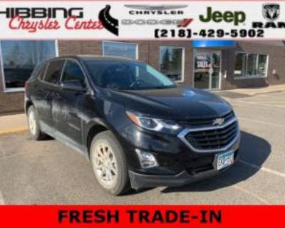 2020 Chevrolet Equinox LT with 1LT AWD
