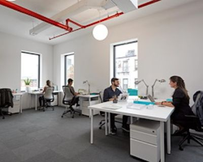 Private Office for 13 at The Yard: Eastern Market