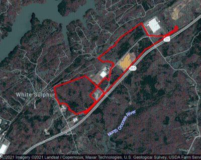 Gateway Industrial Centre Lot 1 - 43.75 Acres