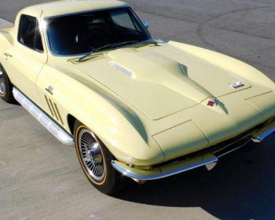 1966 Chevrolet Corvette 427ci