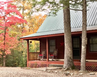 Honeymooners! Couples! Quiet retreat in the woods. Close to Pigeon Forge. - Pigeon Forge