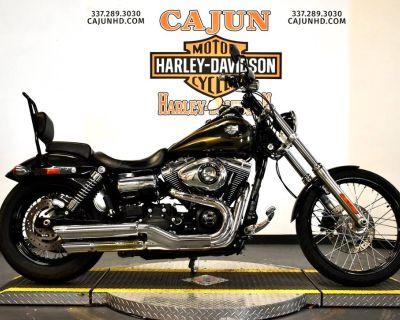 2015 Harley-Davidson Wide Glide Cruiser Scott, LA