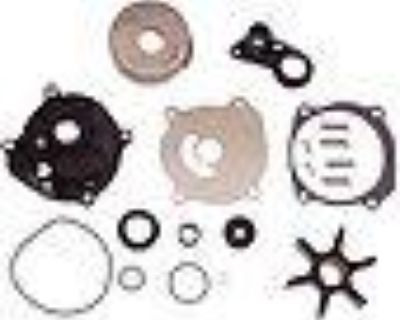 Water Pump Kit 18-3392 Fits Johnson Evinrude Outboard Replaces 434421 Omc Engine