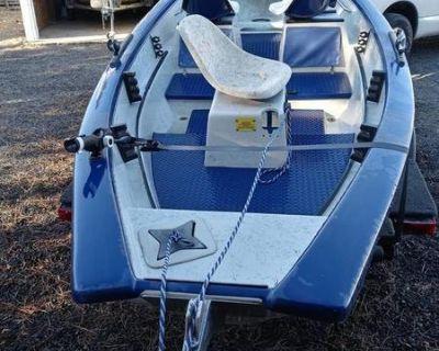 2003 Glider Drift Boat