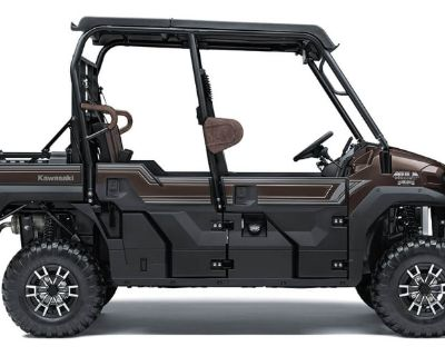 2022 Kawasaki Mule PRO-FXT Ranch Edition Platinum Utility SxS Clearwater, FL