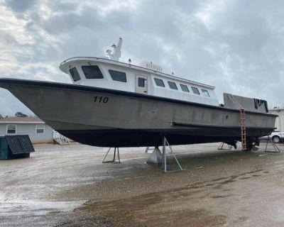 2019 65' Chesapeake Crew Boat