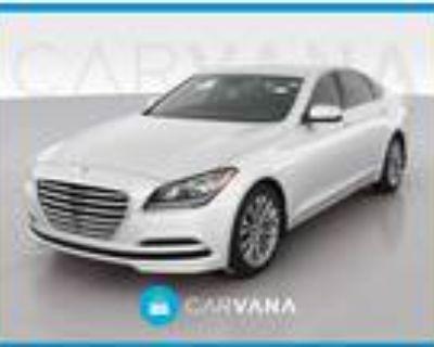 2015 Hyundai Genesis Silver, 24K miles