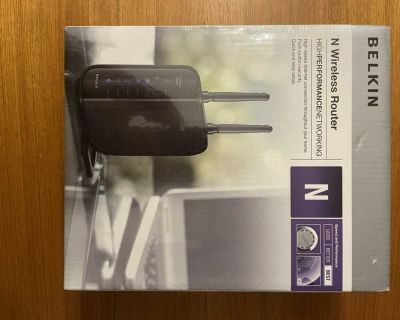 Wifi wireless router new in box