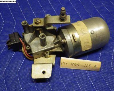 NOS Mk1 Rabbit 79-83 Windshield Wiper Motor