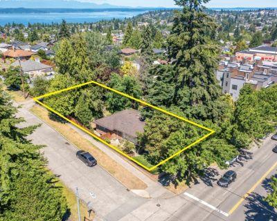 West Seattle Townhouse Development Site