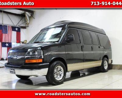 Used 2003 Chevrolet Express 1500 Cargo
