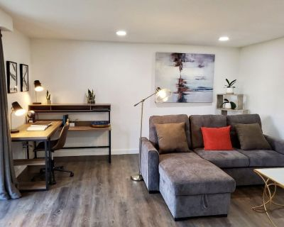 Newly Remodeled Walkout Basement / Dog Friendly / Home Office.! - High Point