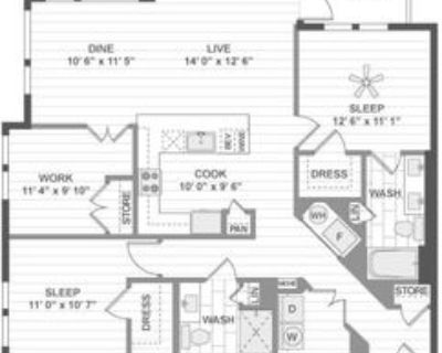 Lake Cook Rd #1-154, Deerfield, IL 60015 2 Bedroom Apartment