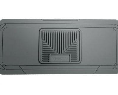 Husky Liners Center Hump Grey Floor Mat For 1992-1999 Gmc C1500 Suburban