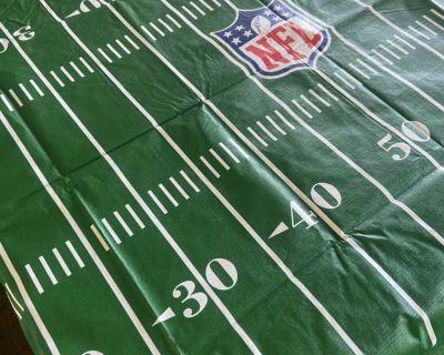 NFL Football Tablecloth