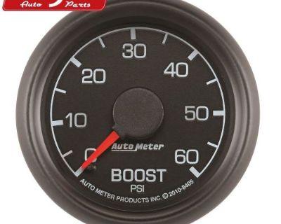 Auto Meter 8405 Factory Match; Mechanical; Boost Gauge