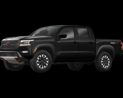 New 2022 Nissan Frontier S RWD Crew Cab Pickup