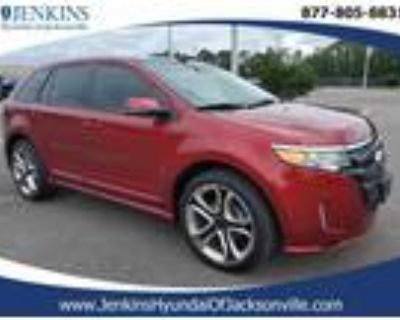 2014 Ford Edge Red, 71K miles