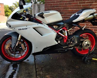 2012 Ducati SUPERBIKE 848 EVO