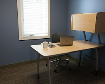 Private Office for 1 at Domi|RE Suites - Broad Ripple
